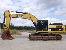 rupsgraafmachine Caterpillar 336DL CE / More units availlable 2010