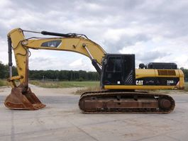 rupsgraafmachine Caterpillar 336DL ME CE / more units availlable 2010