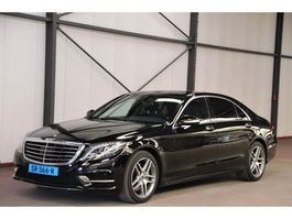 sedan auto Mercedes-Benz S-Klasse S-klasse 350 4M BlueTEC LANG NETTO PRIJS EX BTW 2017