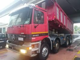 kipper vrachtwagen > 7.5 t Mercedes-Benz MERCEDES 4143-8X4