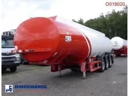 tankoplegger Cobo Fuel tank alu 38.1 m3 / 6 comp 2009