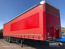 schuifzeil oplegger Schmitz Cargobull Schuifzeil Standaard 2011