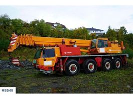alle terrein kranen Tadano 70 TM mobile crane 1999