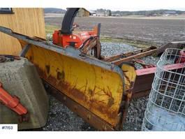 overige landbouwmachine Snow blade with flaps on sliding frame