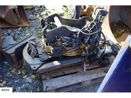 uitrusting overig Engcon EC15 rototilt with grip and Globus 60 coupling 2010