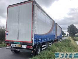 overige vrachtwagen aanhangers Burg FAN XF105/410 6x2 combi, schuifzeilen schuif/hefdak, 4T klep 2012