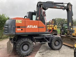 wielgraafmachine Atlas 150w 2011