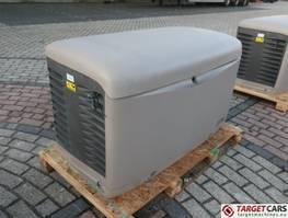 standaard aggregaat SDMO RESA14TEC GAS / LPG 12KVA GENERATOR 230V/400V NEW UNUSED 2015