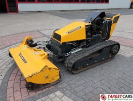zitmaaier McConnel Energreen Robocut 1300 RC controlled tracked Mower Diesel 130cm 2013