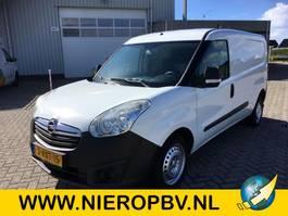 gesloten bestelwagen Opel Eco Combo Airco 2012