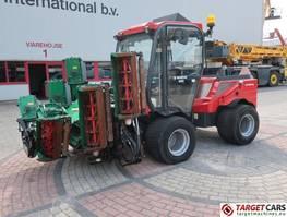 zitmaaier Multihog MH90 Utility Tractor w/ Ransomes Hyd 5/7 MK IV Mower 7-Gang Reel 2011