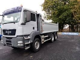 kipper vrachtwagen > 7.5 t MAN TGS 26.360 6x4 HARDOX TIPPER INSULATED 2009