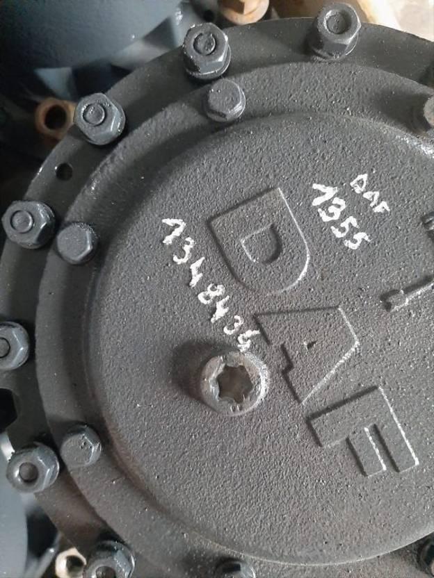 Naaf vrachtwagen onderdeel DAF Wheel HUB Used 000123 1348434