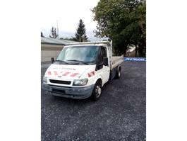 kipper bedrijfswagen Ford KIPPER 90T350 2006