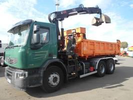 kipper vrachtwagen > 7.5 t Renault Premium Lander 2010