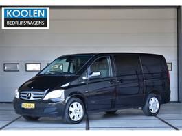gesloten bestelwagen Mercedes-Benz Viano 3.0 CDI Ambiente Dubbele Cabine Lang 2012