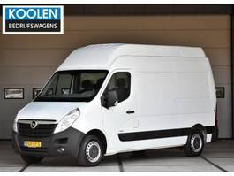 gesloten bestelwagen Opel Movano 2.3 CDTI L2 Hoogte 3 2013