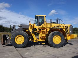 wiellader Volvo L350F Top condition / CDC steering 2012