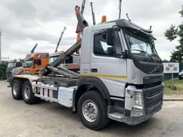 containersysteem vrachtwagen Volvo FM 420 - EURO 6 - 6x4 - AJK 20 Tons - SHORT WHEELBASE / KORTE WIELBASIS ... 2014