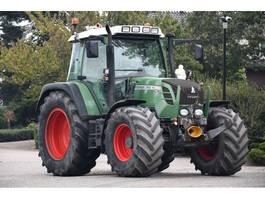 standaard tractor landbouw Fendt 312 VARIO TMS !!7424 UUR!!TOP!! 2007