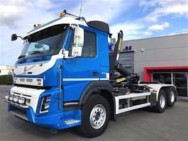 containersysteem vrachtwagen Volvo FMX450-6X2-EURO6-MOTOR PTO-211800KM-PERFEKTE TOESTAND!! 2017