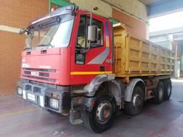 kipper vrachtwagen > 7.5 t Iveco Eurotrakker 410E42