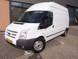 gesloten bestelwagen Ford Transit 350L TDCI HD inrichting|standkachel|omvormer|2800kg trekhaak dea... 2014