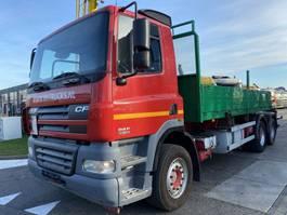 open laadbak vrachtwagen DAF CF 85.430 6X4 EURO 3 2006