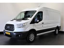 gesloten bestelwagen Ford Transit 350 2.2 TDCI 125PK L3H2 - Airco - Cruise - PDC - €11.900,- Ex. 2016