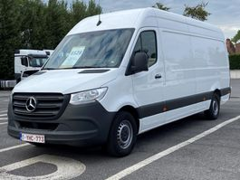 gesloten bestelwagen Mercedes-Benz Sprinter 316 CDI L3H2 - NIEUW MODEL 25.990 € - LEASING 952 € 2018