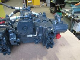 hydraulisch systeem equipment onderdeel Bomag A4VG71DGDT1/32L-PSF10K021E-S
