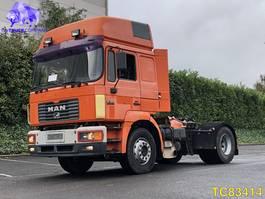 standaard trekker MAN F 2000 19.463 Euro 2 1998