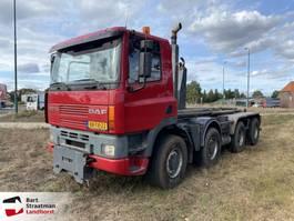 containersysteem vrachtwagen Ginaf M4243-S DAF ATI 360 8x4 Haakarm EURO1 1994
