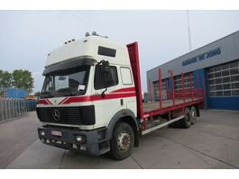 bakwagen vrachtwagen > 7.5 t Mercedes-Benz SK 2435 V8 / EPS / Full Mechanic  / 8 Tires 1992