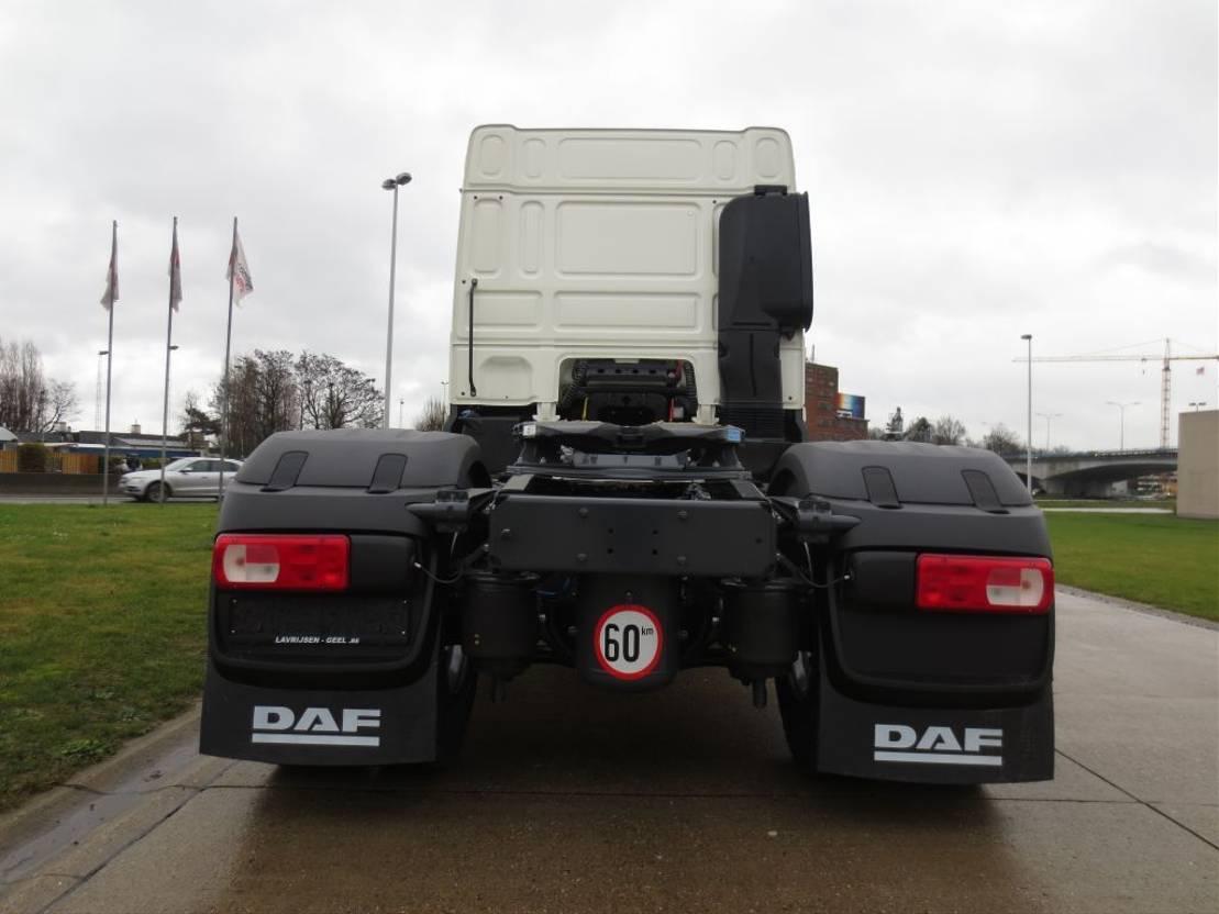 gevaarlijke stoffen trekker DAF REF-550 2019