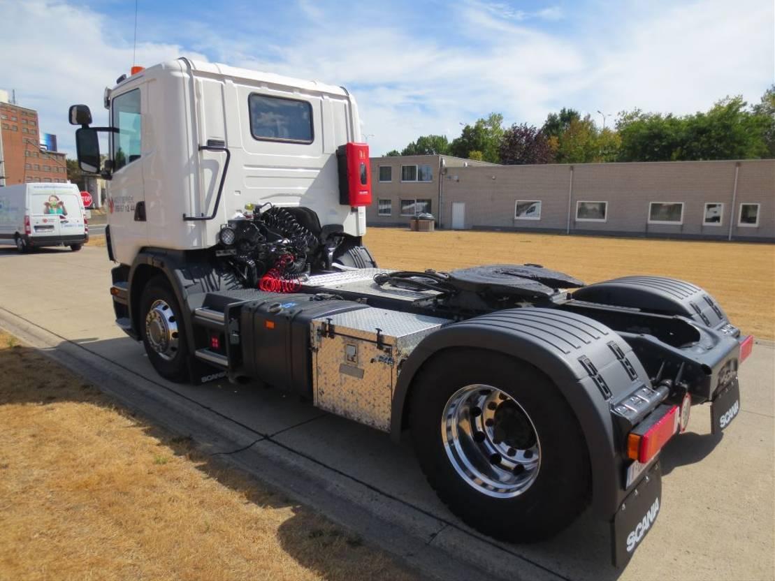 gevaarlijke stoffen trekker Scania P 420 - REF 575 2009