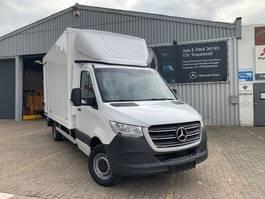 bakwagen vrachtwagen Mercedes-Benz Sprinter 2020