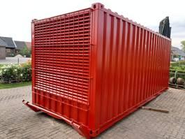 container aggregaat Iveco 8281  mecc alte eco40-1s/4    400kva 2009