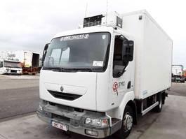 koelwagen vrachtwagen Renault Midlum 180 2000