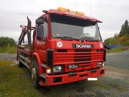 containersysteem vrachtwagen Scania P94D 1994