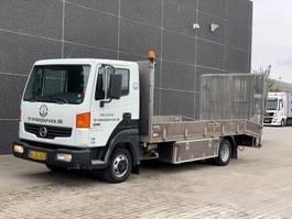 autotransporter vrachtwagen Nissan Atleon 56.15 2010
