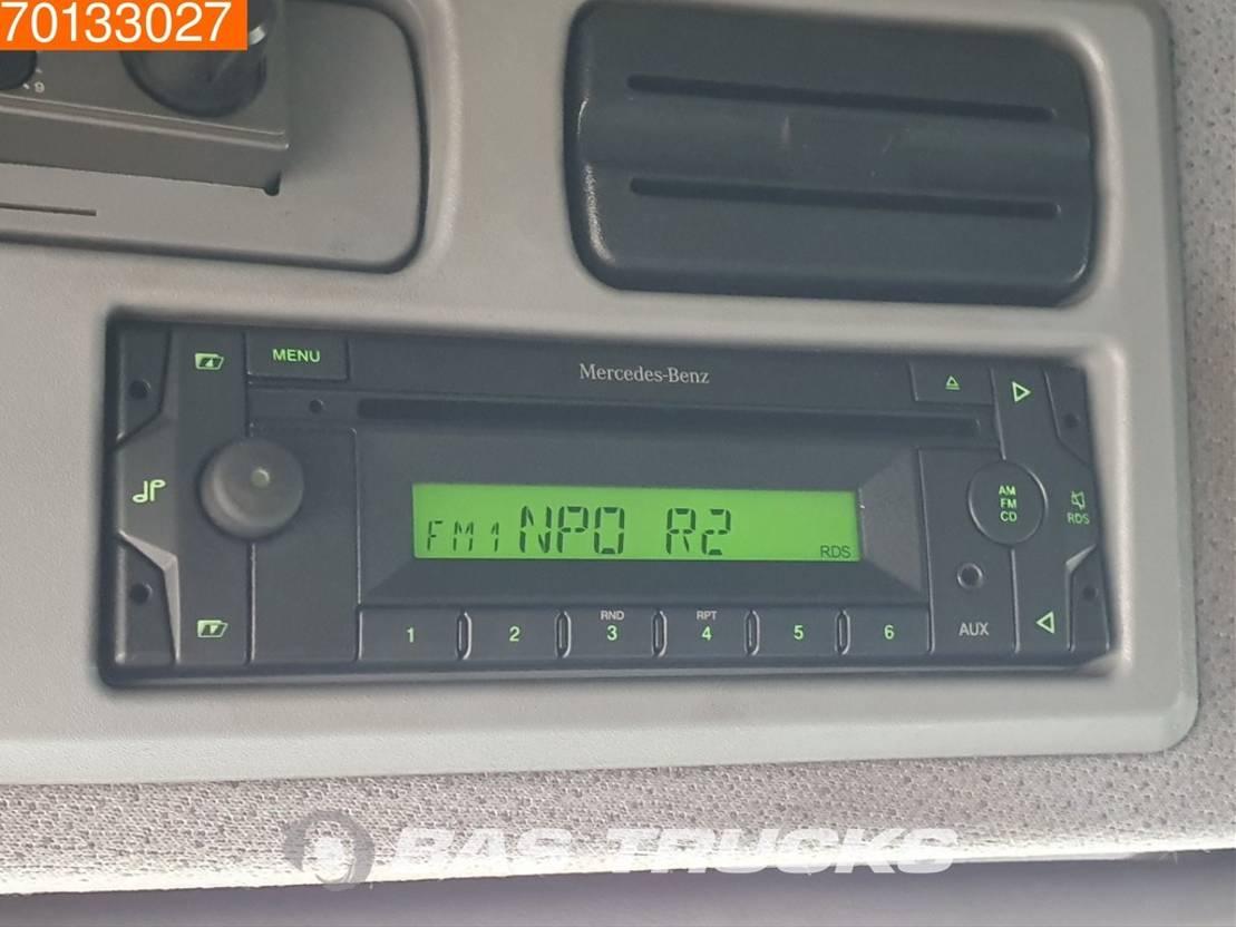 gevaarlijke stoffen trekker Mercedes-Benz Axor 1843 LS 4X2 Standklima ADR Euro 5 2010
