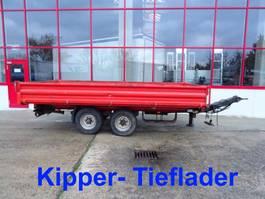 kipper vrachtwagen > 7.5 t Müller-Mitteltal KA-TA-E 11,0  Tandemkipper- Tieflader 2008