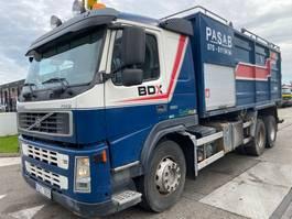 kolkenzuiger vrachtwagen Volvo FM 9-380 6X4 - ONLY 311.401 KM - VACUUM CLEANER 2004
