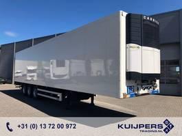 koel-vries oplegger Krone 3 as Drum / Flowers Blumen Bloemen / Carrier Reefer / APK TUV 07-21! 2008