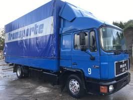 huifzeil vrachtwagen MAN 12.262 **6CYL-GERMAN TRUCK** 1996