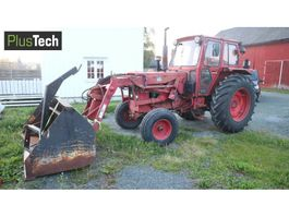 standaard tractor landbouw Volvo BM BM 650 1980
