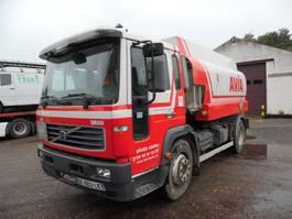 tankwagen vrachtwagen Volvo FL6 tankwagen 2002