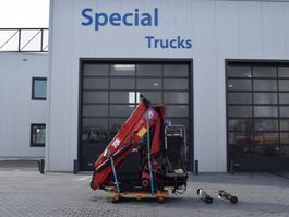 kraanwagen HMF 1643 Z2 (inklapbaar met grijper) Crane / Kraan / Autolaadkraan / Ladekra... 2011