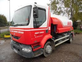tankwagen vrachtwagen Renault tankwagen 2005